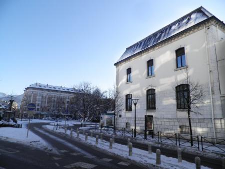 """Une nouveau crime de """"lèse patrimoine"""" à Annecy ?"""