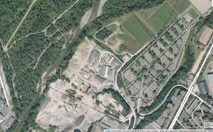 Les Iles Annecy, Le Fier, Rives du Fier