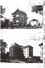 41avenudes Romains projet immeuble.jpg