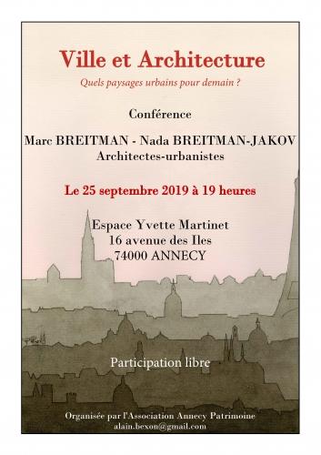 Conférence Breitman