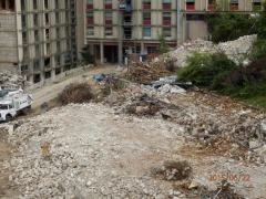 Annecy, pollution chantier hôpital, Crédit agricole immobilier, Portzamparc