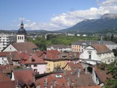 Annecy, fusion des communes
