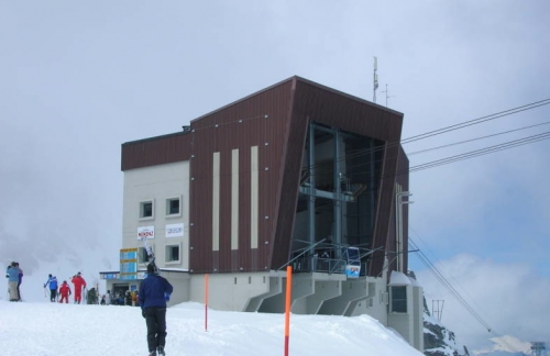 Portzamparc, Annecy, téléphérique