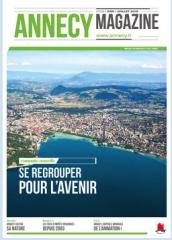 Annecy Magazine, Alain Bexon, Crédit Agricole, Annecy