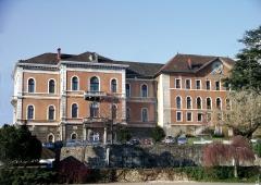 Hôpital Annecy, Crédit agricole