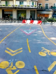 Piste cyclable Annecy