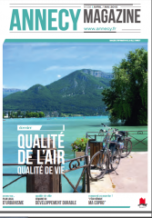 Annecy Magazine avril 2015
